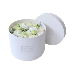 Round flower box wholesale